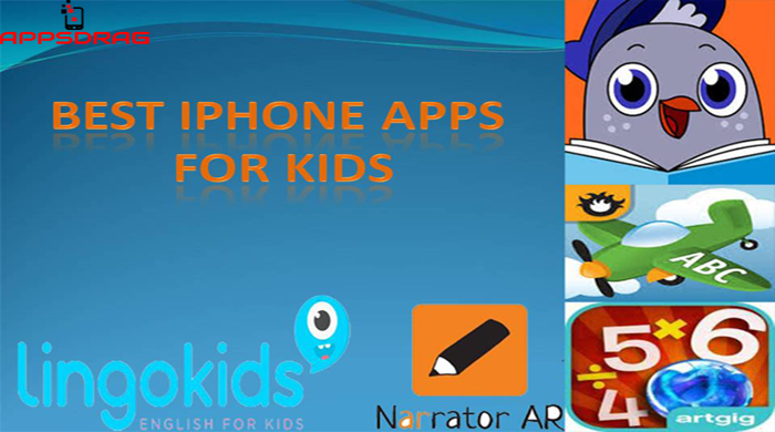 iphone apps for kids - appsdrag